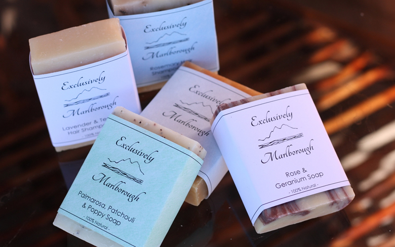 Exclusively Marlborough Wholesale Label By Jeymar Soap And Body In New Zealand