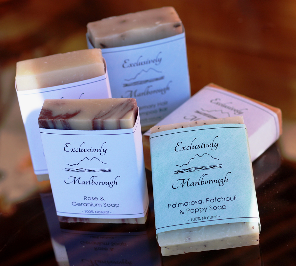 Exclusively Marlborough Wholesale Label For Accomodation Or Retail By Jeymar Soap And Body In New Zealand